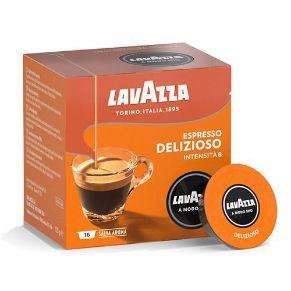 Immagine di 16 Capsule Caffe' Lavazza A Modo Mio Delizioso Ex Deliziosamente