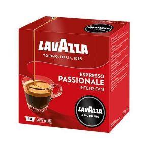 Immagine di 36 Capsule Caffe' Lavazza A Modo Mio Passionale Maxi Risparmio