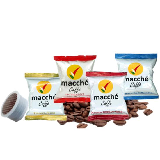 Kit Personalizzato 600 Capsule Compatibili Espresso Point Macché Caffé