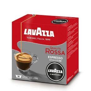 Immagine di 36 Capsule Caffe' Lavazza A Modo Mio Qualita' Rossa