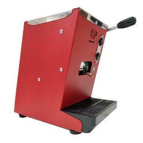 Macchina caffè lollo cialde filtro carta 44 mm lollina rosso chiaro
