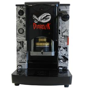 Macchina caffè faber slot inox diabolik dk03