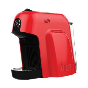 Macchina caffè bialetti smart cf65 rosso chiaro