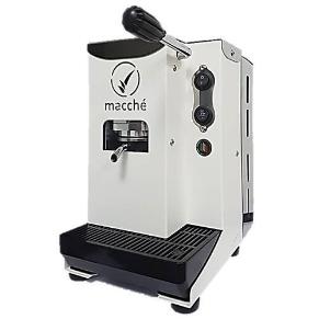 Macchina caffè cialde filtro carta macchè aroma bianco