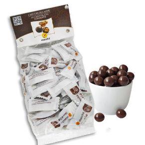 Cioccolatini Macché, chicco di caffè ricoperto di Cioccolato Fondente