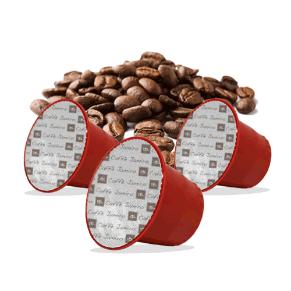 Immagine di 100 Capsule Compatibili Nespresso Caffè Jamiro Intenso 1884