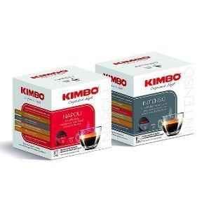 Capsule Kimbo Dolce Gusto Compatibili a Scelta