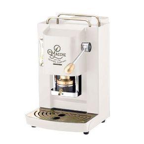 Macchina caffè Macché Pro Deluxe Bianca