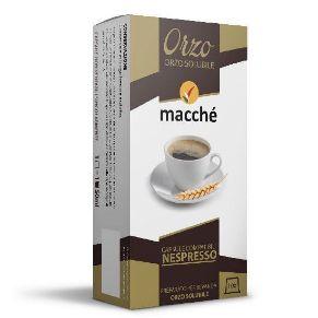 10 capsule Macché Orzo Compatibili Nespresso