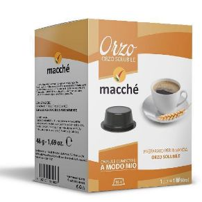 16 capsule Macché Orzo Compatibili Lavazza A Modo Mio