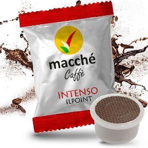 100 Capsule Espresso Point Macché Caffè Gusto Intenso