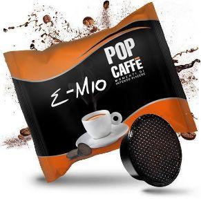 100 Capsule A Modo Mio Pop Caffè Compatibili E-Mio Intenso