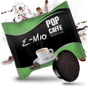 100 Capsule A Modo Mio Pop Caffè Compatibili E-Mio Cremoso
