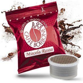 Capsule Borbone Compatibili Espresso Point Miscela Rossa