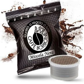 Capsule Borbone Compatibili Espresso Point Miscela Nera