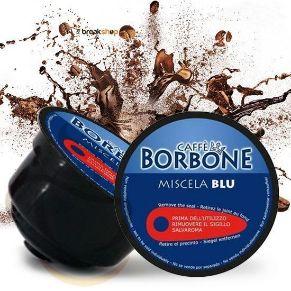 Capsule Compatibili Dolce Gusto Caffe' Borbone Miscela Blu