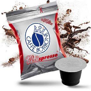Capsule Borbone Nespresso Miscela Rossa Respresso