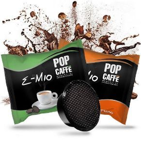300 Capsule Compatibili A Modo Mio Pop Caffè a scelta