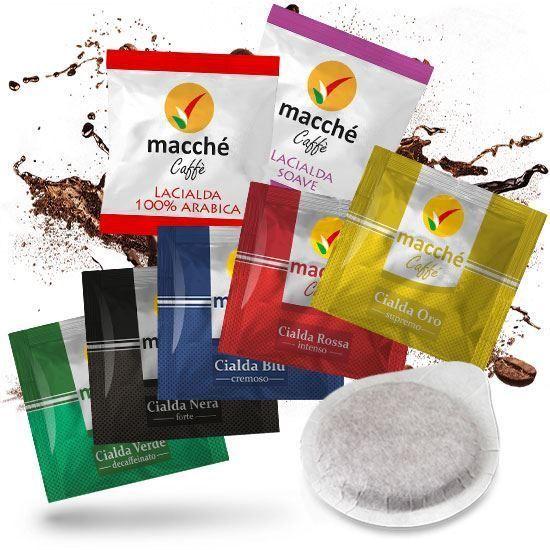 Kit Personalizzato cialde caffè in offerta Macché