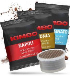 Capsule Compatibili Espresso Point Kimbo - Personalizza il tuo Acquisto