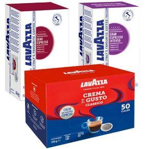 Immagine di Kit Personalizzato 600 Cialde Di Caffè Lavazza 44Mm