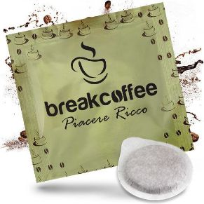 100 Cialde 44mm Break Coffee RICCO