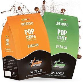 288 Capsule Bialetti Pop Caffè A SCELTA