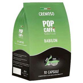 96 Capsule Bialetti Pop Caffè CREMOSO