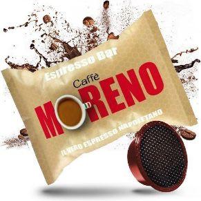 50 Capsule A Modo Mio Moreno ESPRESSO BAR