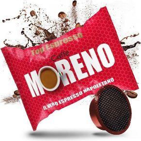 50 Capsule A Modo Mio Moreno TOP ESPRESSO