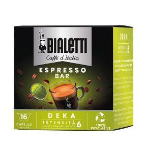 16 Capsule Bialetti Il Caffè D'Italia DECAFFEINATO